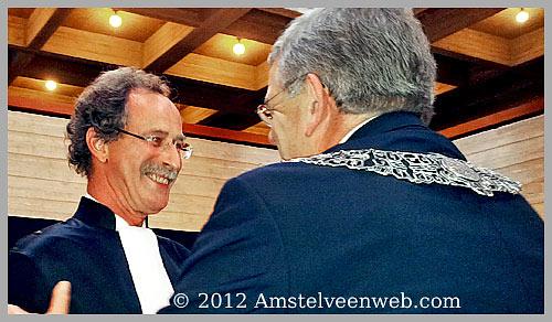 Frans Bauduin ontvangt  Koninklijke Onderscheiding