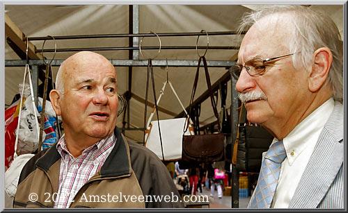 Afscheid van Piet Meijer Tassenkraam