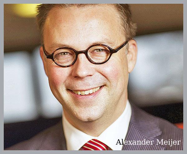 Alexander MeijerNieuwe Gemeentesecretaris