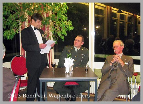 Wijkcentrum De BolderNieuwjaarsreceptieBond van Wapenbroeders