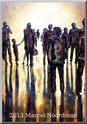 Schilderij van het jaar 2012