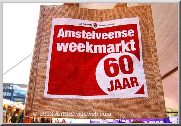 Weekmarkt Vrijdag60 jaar