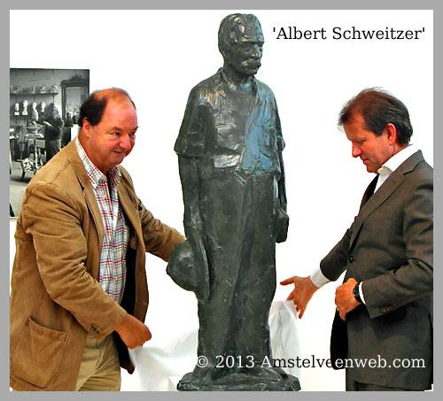 Nieuw beeld 'Albert Schweitzer'