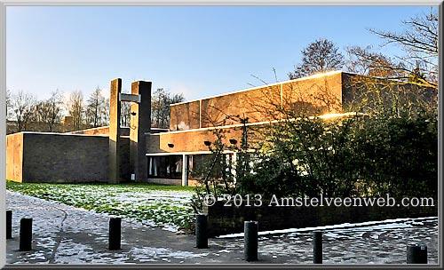 Synagoge-Sjoel Amstelveen