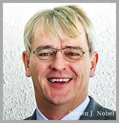 Jeroen J. Nobel waarnemend Burgemeester