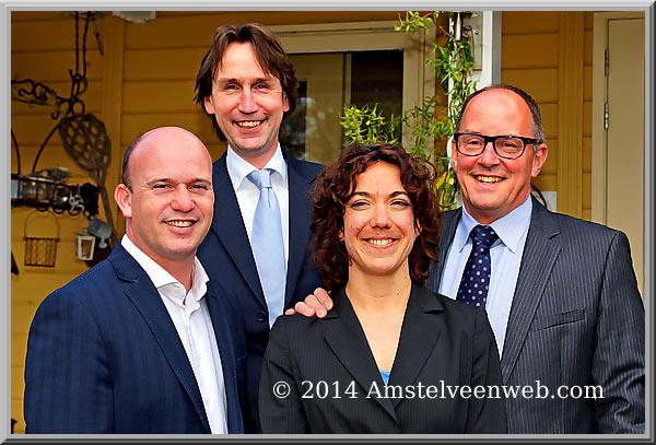 Nieuwe wethouders 2014