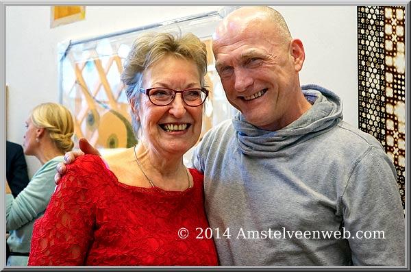 Afscheid van Hetty TjalkensDirecteur Kunstuitleen Amstelveen