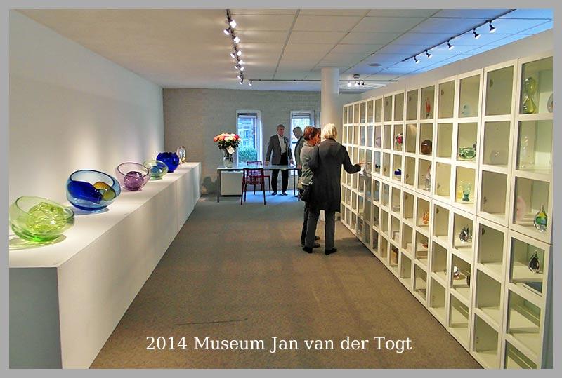 Museumwinkel vernieuwd