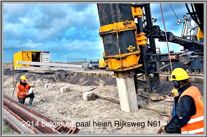 Heiproeven langs A9