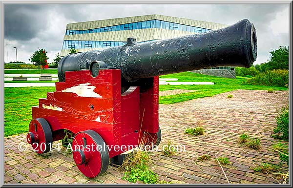 Kanon bij Kruitfabriek