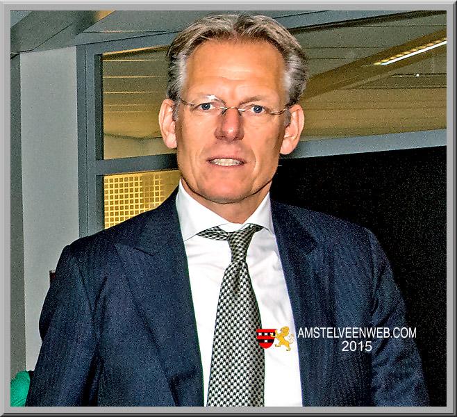 Gemeentesecretaris Bert Winthorst