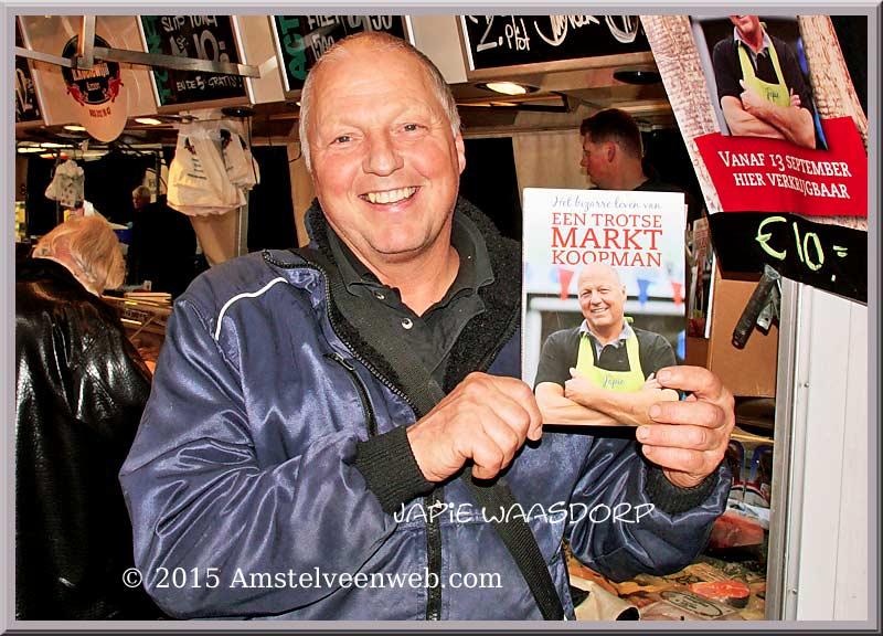 Jaap Waasdorp schrijft boek