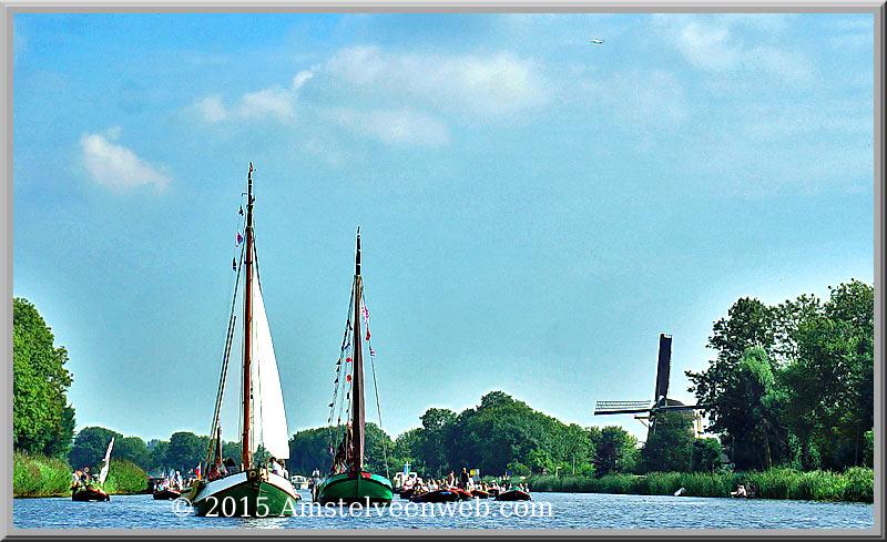 Sail - Rondje  Amstelveen - Ouderkerk