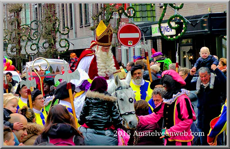 Sinterklaas is er weer!