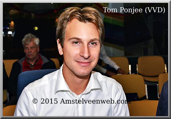 Tom Ponjee verlaat VVD Amstelveen