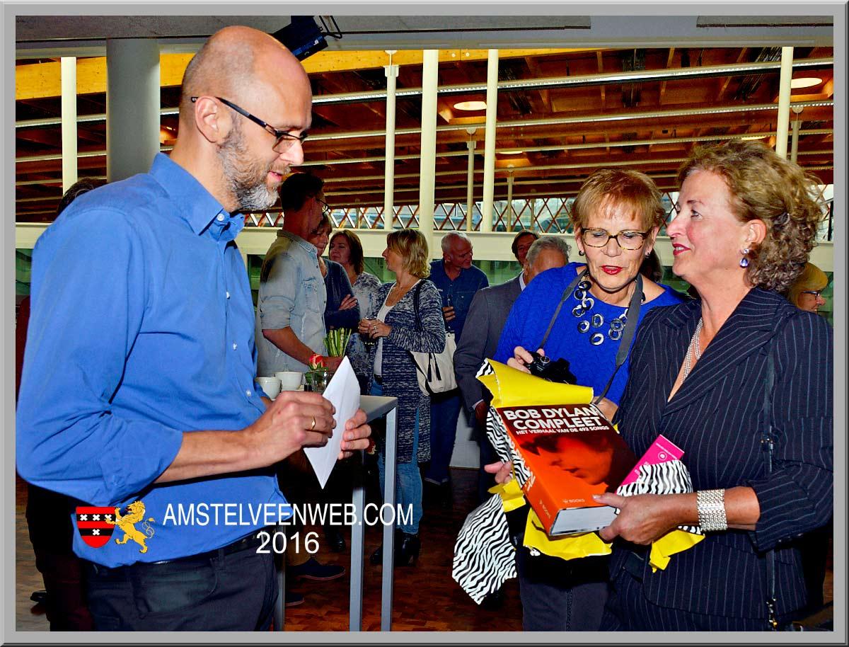 Afscheid Christine Kempkes  directeur Bibliotheek