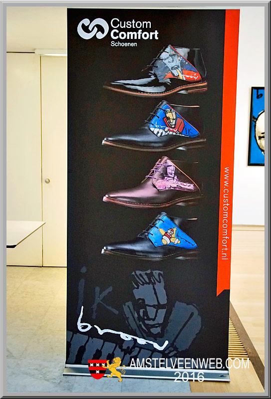 Herman Brood schoenen