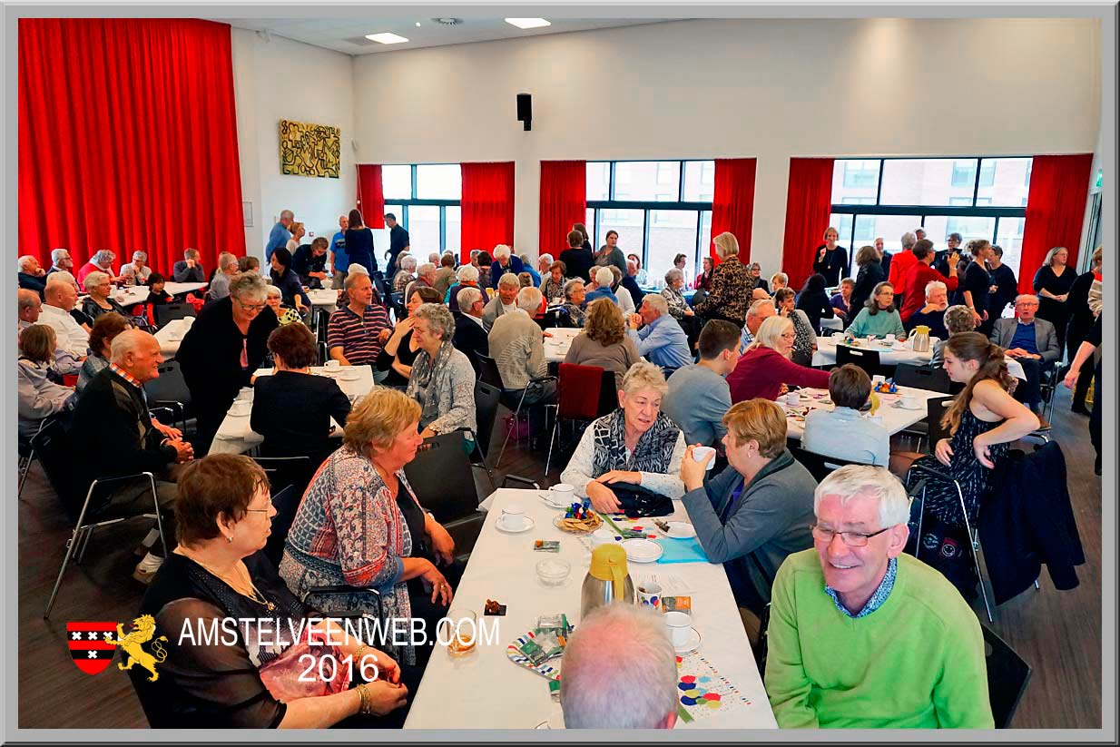 Wijkcentrum Westend  Concertina's met High Tea