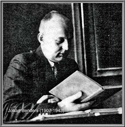Johan Benders Verzetsheld
