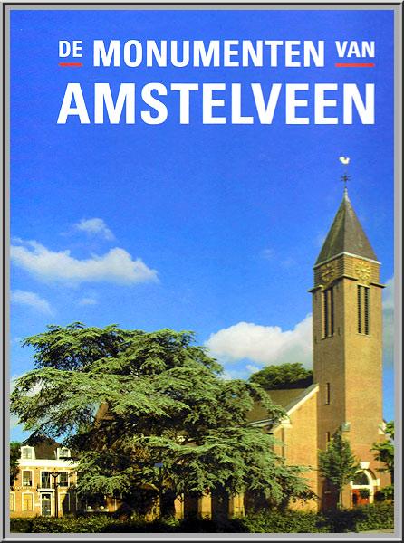 Boek over monumentenin Amstelveen