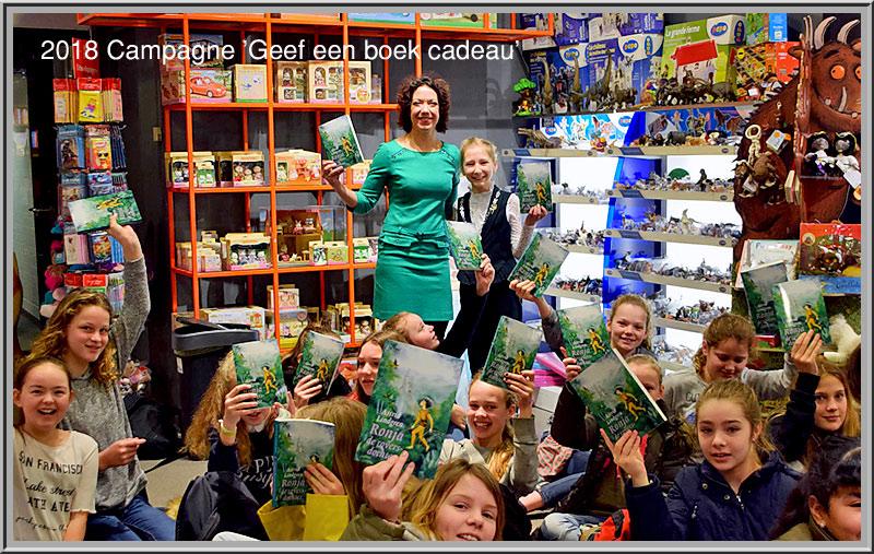 Nieuws campagne geef een boek cadeau in amstelveen for Geef een goed doel cadeau