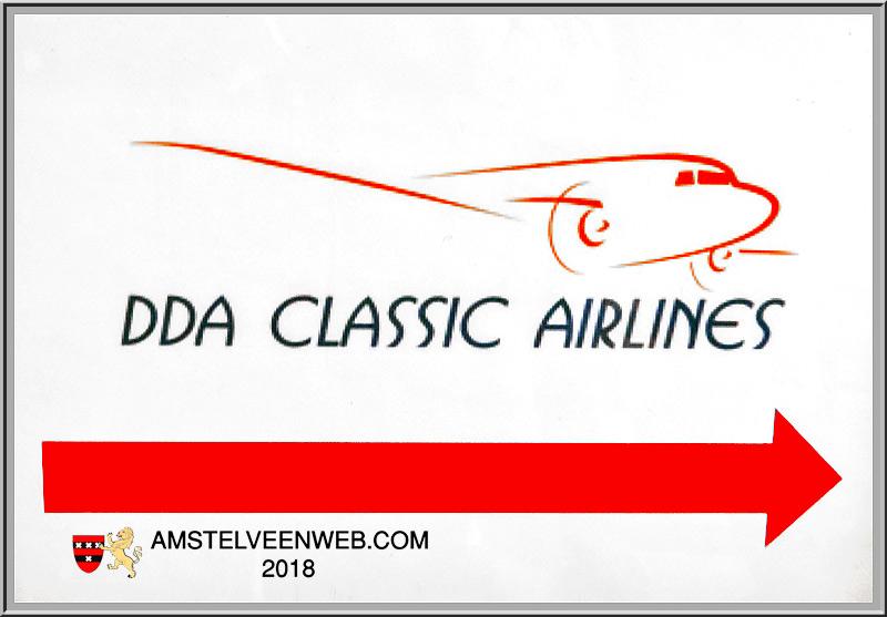 Vliegseizoen DC-3 Dakota