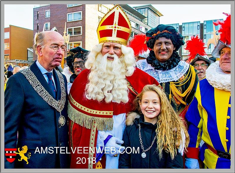 Sint bij Bas en Jara