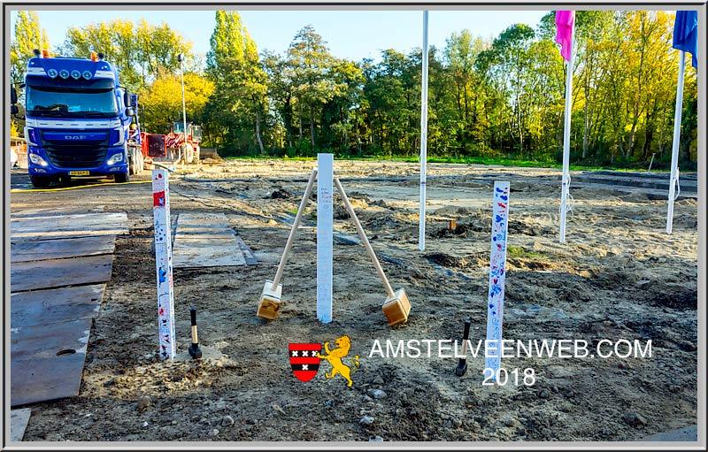 Piet Hein School Bouw gestart