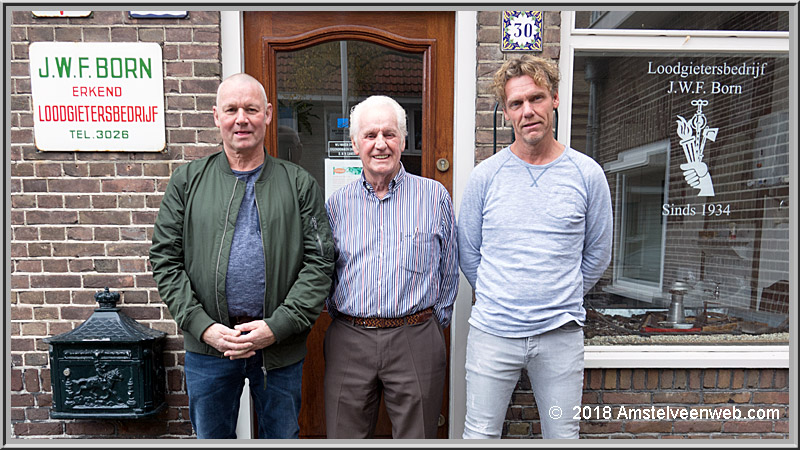 J.W.F. Born  Smid en Loodgieter
