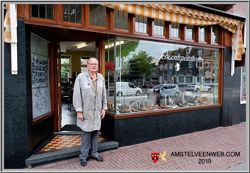 Cor van den Heuvel  Schoenhersteller