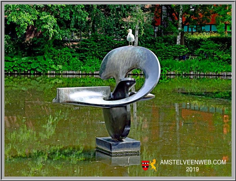 Bronzen beeldJan Verschoor