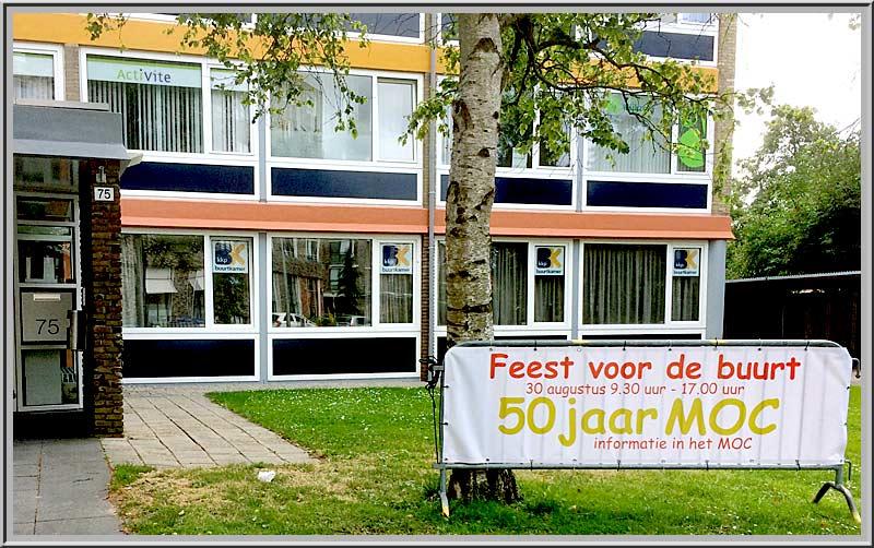 MOC Lindenlaan50 jaar