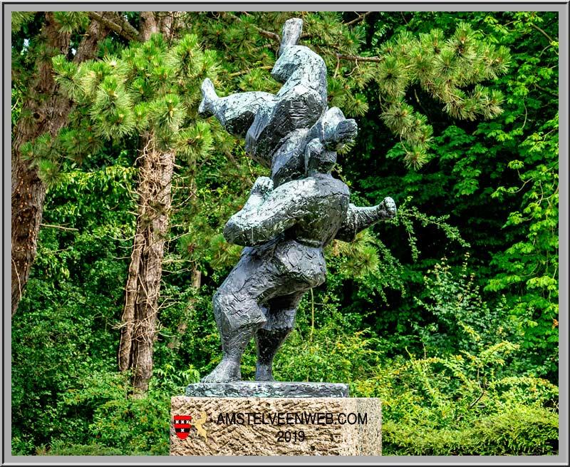 Judoka'sPieter de Monchy