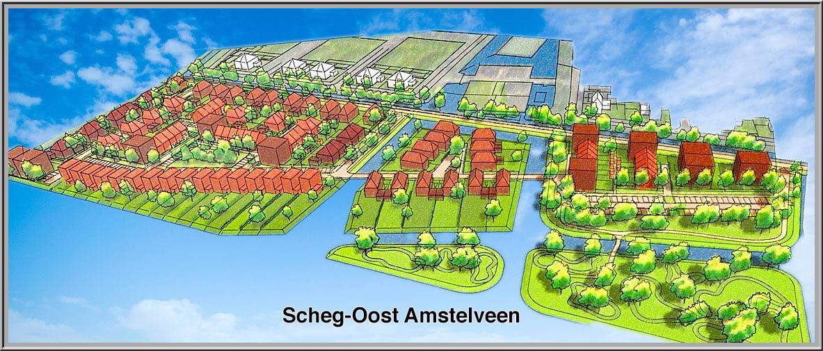 Eerste versie WijkDe Scheg